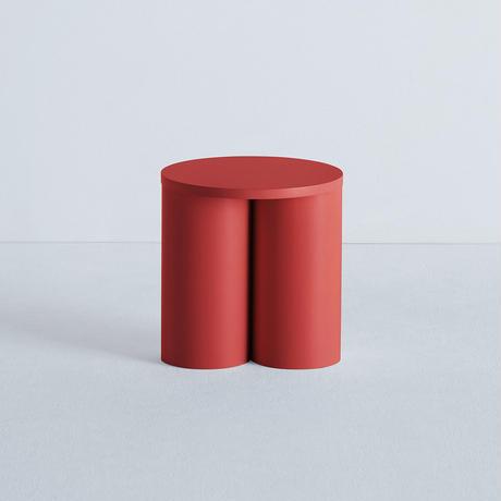 TSUTSU STOOL 2 Red