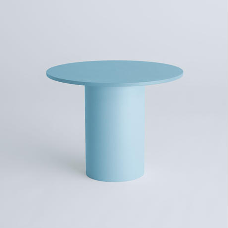 TSUTSU DINING TABLE Light Blue
