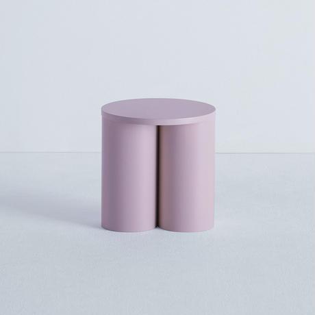 TSUTSU STOOL 2 Purple