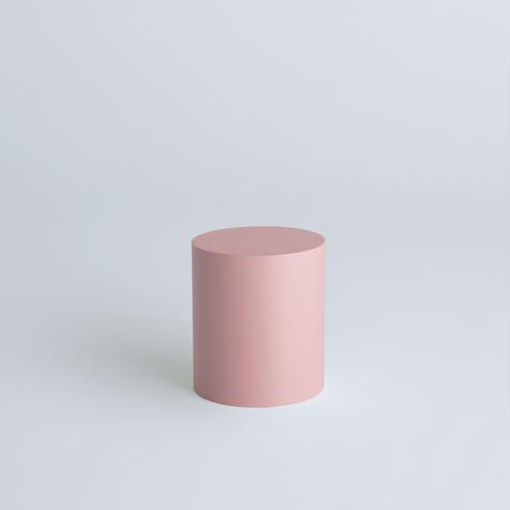 TSUTSU STOOL 450 Baby Pink