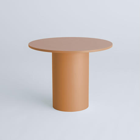 TSUTSU DINING TABLE Orange