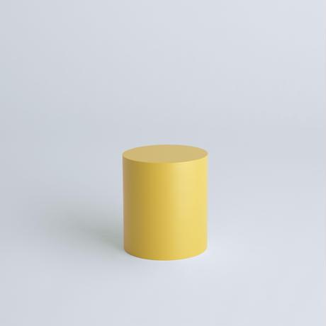 TSUTSU STOOL 450 Yellow