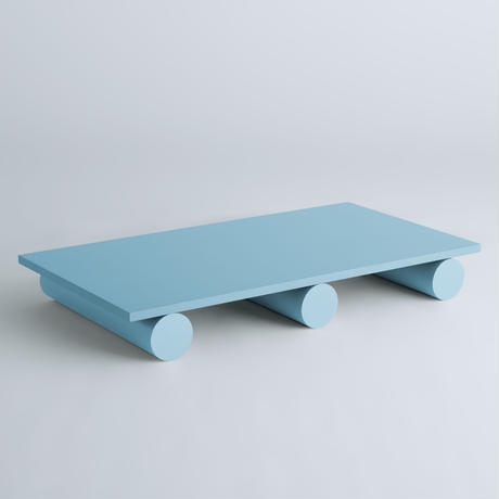 TSUTSU DAY BED Light Blue