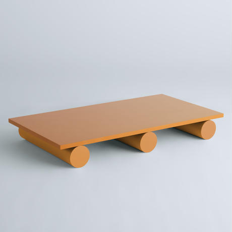 TSUTSU DAY BED Orange