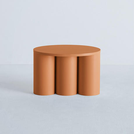 TSUTSU STOOL 3 Orange