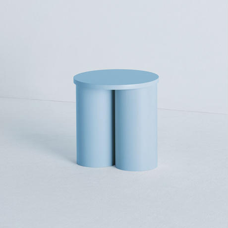 TSUTSU STOOL 2 Light Blue