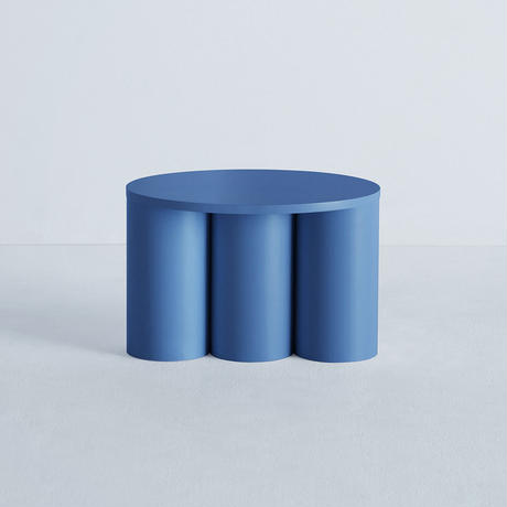 TSUTSU STOOL 3 Blue