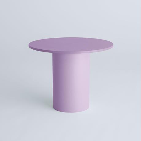 TSUTSU DINING TABLE Purple
