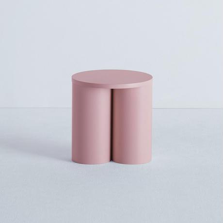 TSUTSU STOOL 2 Pink