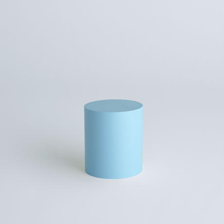 TSUTSU STOOL 450 Light Blue