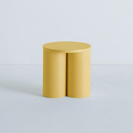 TSUTSU STOOL 2 Yellow