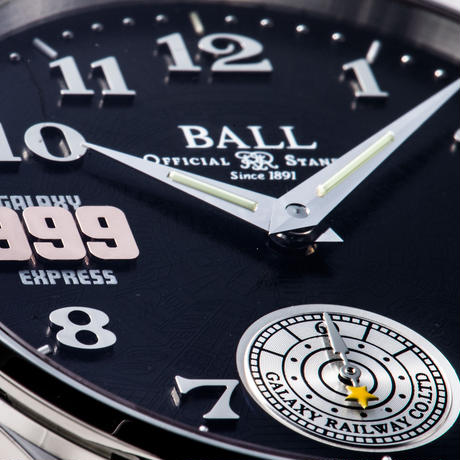 BALL WATCH トレインマスター NIGHT EXPRESS