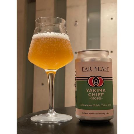 ファーイースト/アメリカンノーブルトライドIPA _Far Yeast/American Noble Triad IPA