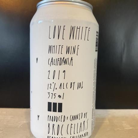 ブロックセラーズ/ラブホワイト Broc cellars/Love white2019