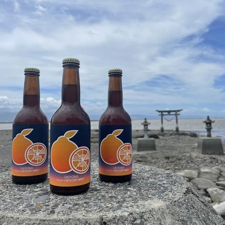 ■6本セット■うきよなビール/Shiranuhi Juicy IPA