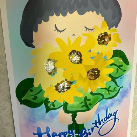 向日葵Birthday
