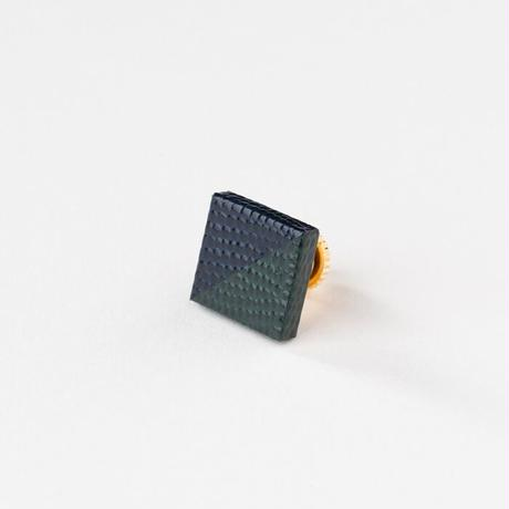 【セット】名刺入れ slim card case&ピンブローチpin brooch
