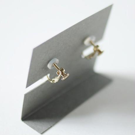 KAMIKA(カミカ) アクセサリーpierce/earring(mintbulue-white)