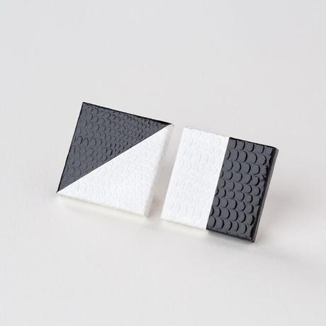 【セット】名刺入れ slim card case&アクセサリーpierce/earring