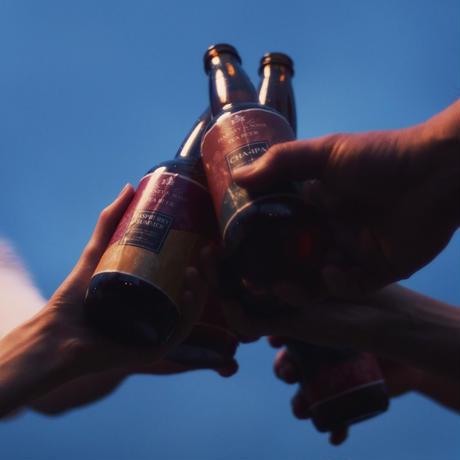 RISE & WIN ×HARNEY & SONS コラボレーションビール「TEA BEER」6本セット