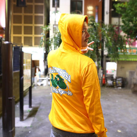 "M.D.S ""MAJIDE WEST"" Parka  -yellow-"