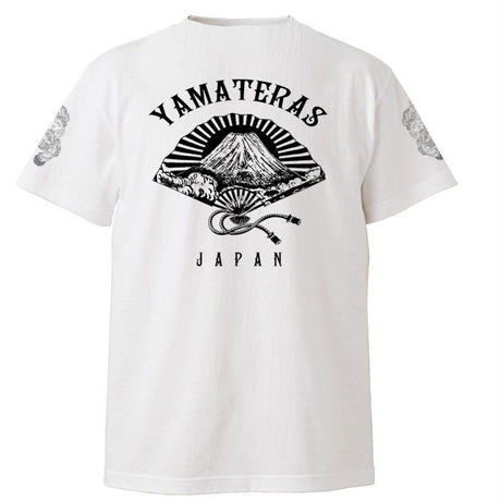 YAMATERAS / Country Code T-Shirt 7.1 oz Super Heavy Weight