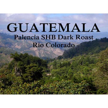 【100g】グアテマラ パレンシアSHB ダークロースト リオ・コロラド農園(中深煎り)