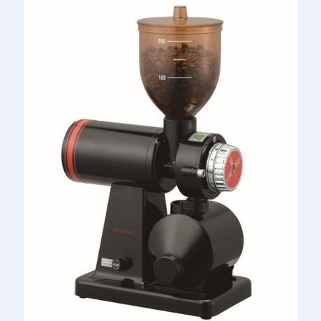 ★送料無料★bonmac 電動コーヒーグラインダーBM-250N BK
