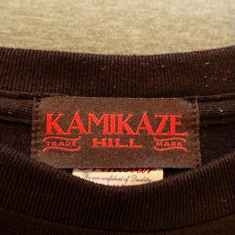 KAMIKAZE HILL T-shirts 002 (2XL)