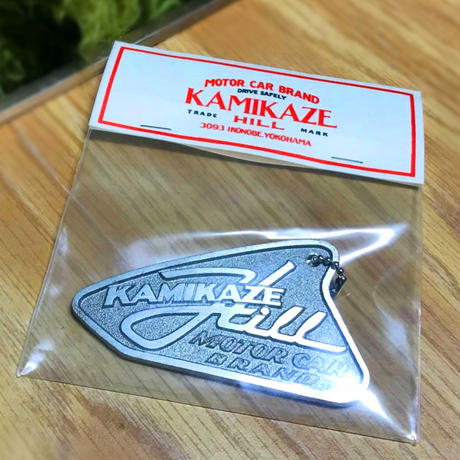 KAMIKAZE HILL Key Chain