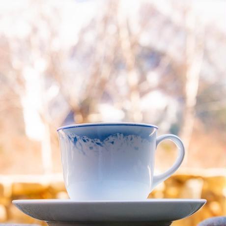 上高地ルミエスタホテル オリジナルコーヒーカップ カップ&ソーサー(1セット)