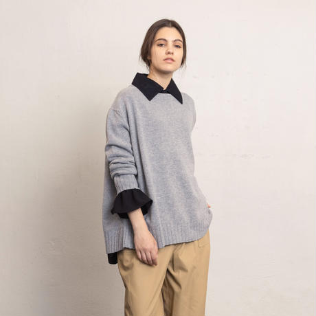 2103KN05 CASHMERE RAYON TOPS