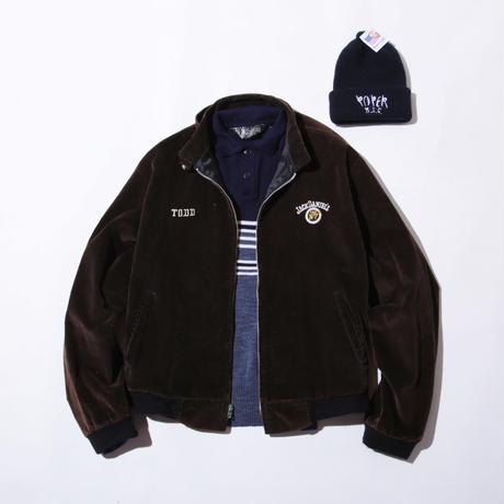 〈SWINGSTER〉Corduroy JKT