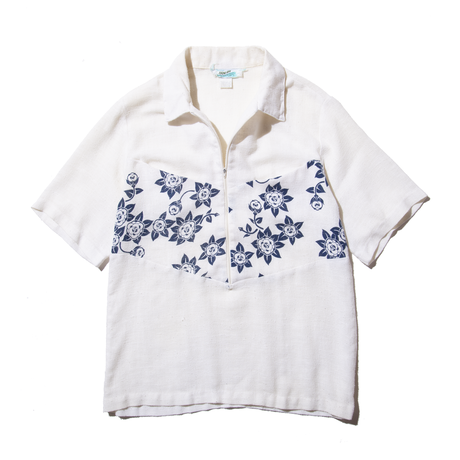 〈Pennys HAWAII〉70`s S/S Shirt