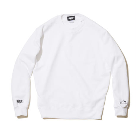 〈LEGALIZE〉CREW NECK SWEAT
