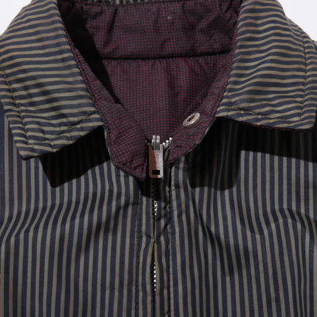 2way Stripe/Quilt JKT
