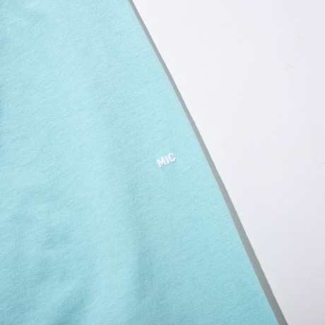 〈PAPERMIC〉BASIC L/S T-Shirt Mint