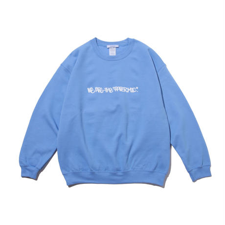 〈PAPERMIC〉CRASTY CREW SWEAT 2  #1