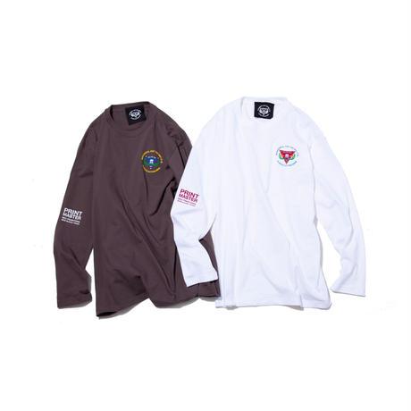 〈PAPERMIC〉MMM L/S T-Shirt