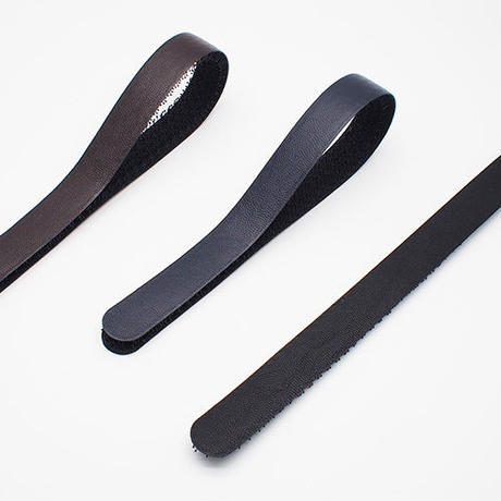 髪ピタ カチューシャ 日本製 (KAMIPITA)1.8cm幅細タイプ  革