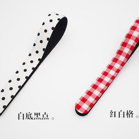髪ピタ カチューシャ 日本製 (KAMIPITA)1.8cm幅細タイプ