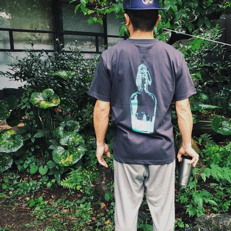 "Reborn T-shirt ""スミ"""