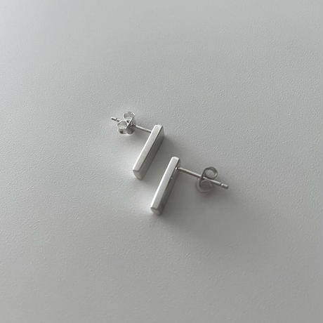 Silver Square Pierce