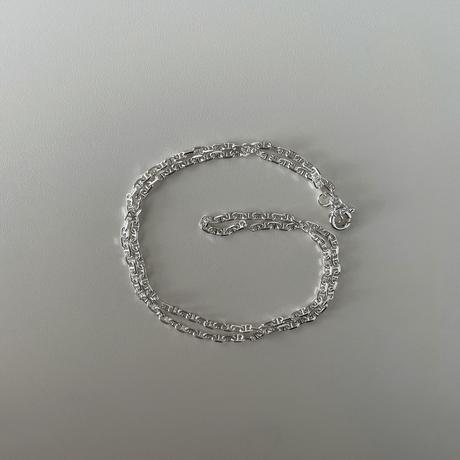 Silver Loro Necklace