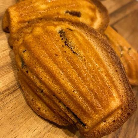 【単品商品】 数量限定 丸ごとバナナマドレーヌ