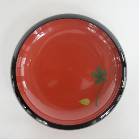 【琉球漆器】エビス鉢 パパヤ