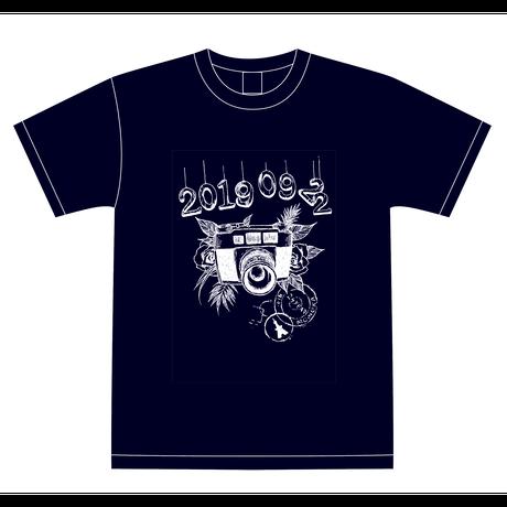 『青葉桃花』生誕祭Tシャツ(スリジエ・風組メンバー用6名分)