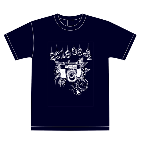 『青葉桃花』生誕祭Tシャツ(秋葉原会場受取限定)