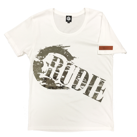 RUDIE'S ORIGINAL T-SHIRT【WHITE】