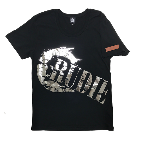RUDIE'S ORIGINAL T-SHIRT【BLACK】